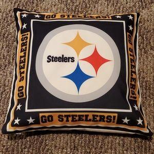 Steeler Pillow